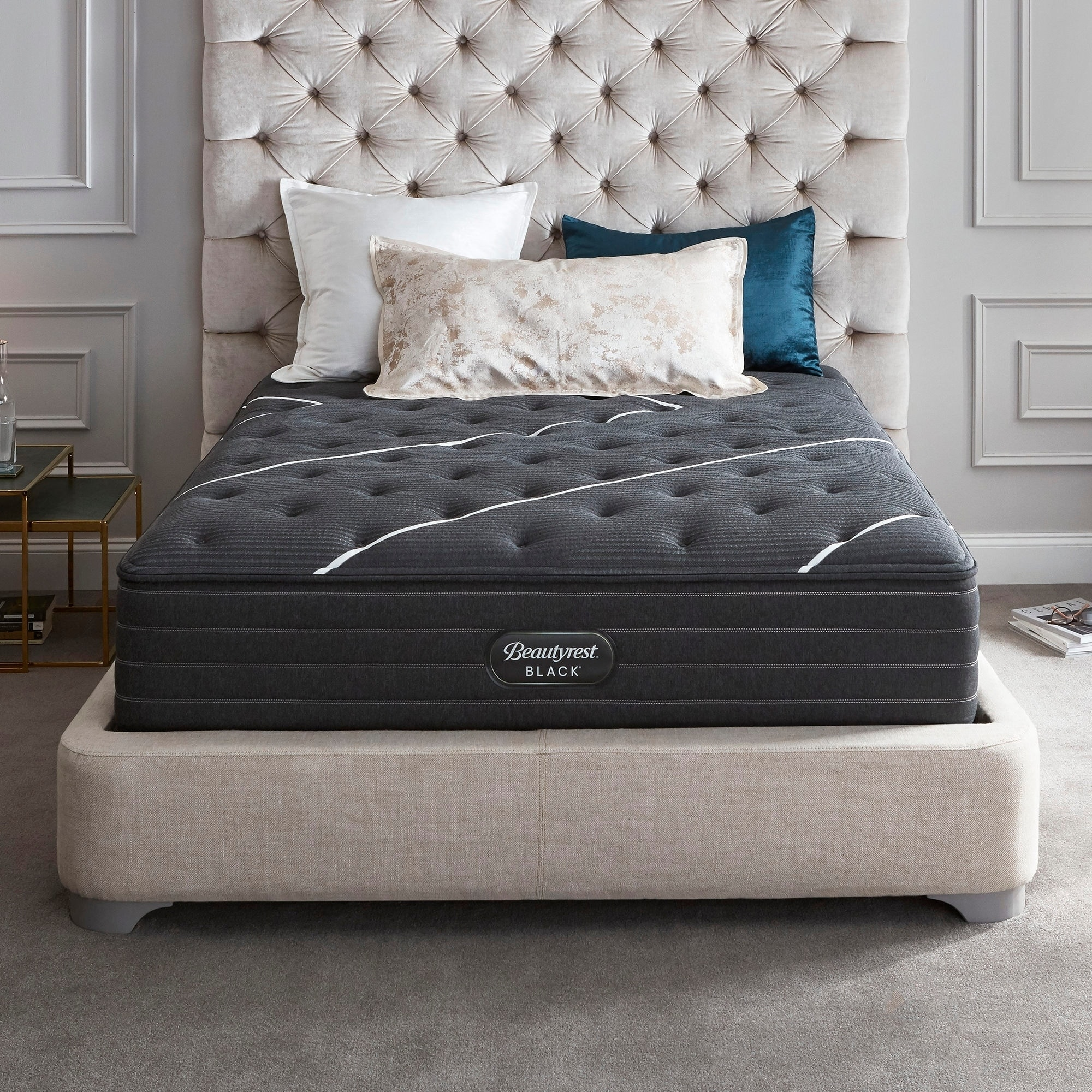 Beautyrest Black C-Class 14-inch Medium Innerspring Mattress (Queen)