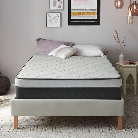 Beautyrest 5-inch Firm Foam Mattress Set