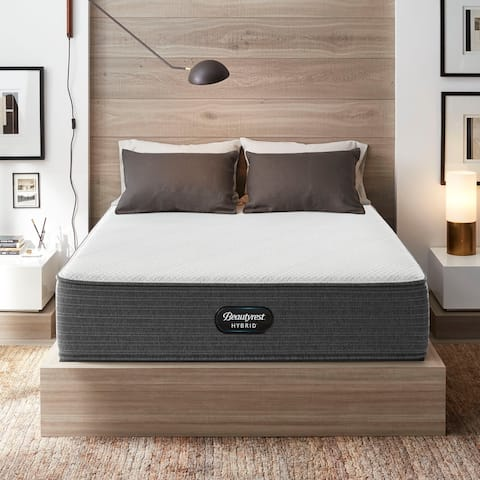 Beautyrest Hybrid BRX1000-C 13-inch Plush Hybrid Mattress