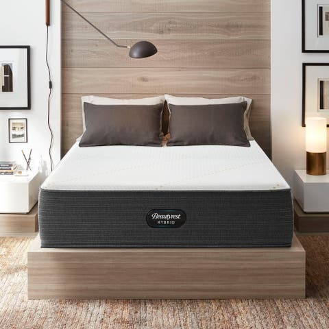Beautyrest Hybrid BRX3000-IM 14-inch Medium Firm Hybrid Mattress
