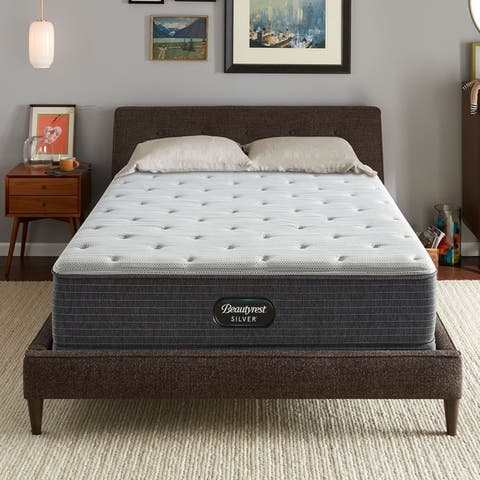 Beautyrest Silver BRS900 12-inch Medium Firm Innerspring Mattress
