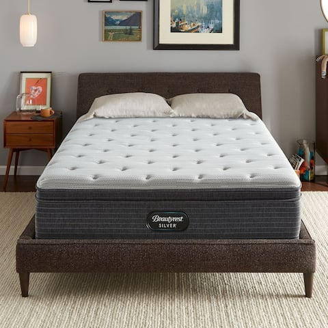 Beautyrest Silver BRS900 13-inch Medium Euro Top Mattress