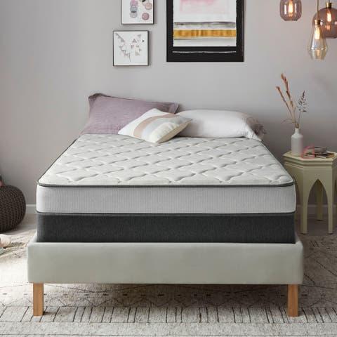 Beautyrest 7-inch Medium Foam Mattress Set
