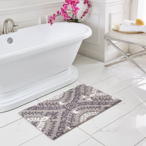 Mohawk Horizon Garden Path Bath Rug