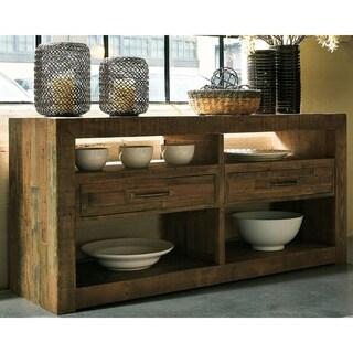 Sommerford Reclaimed Wood Dining Room Server - Brown