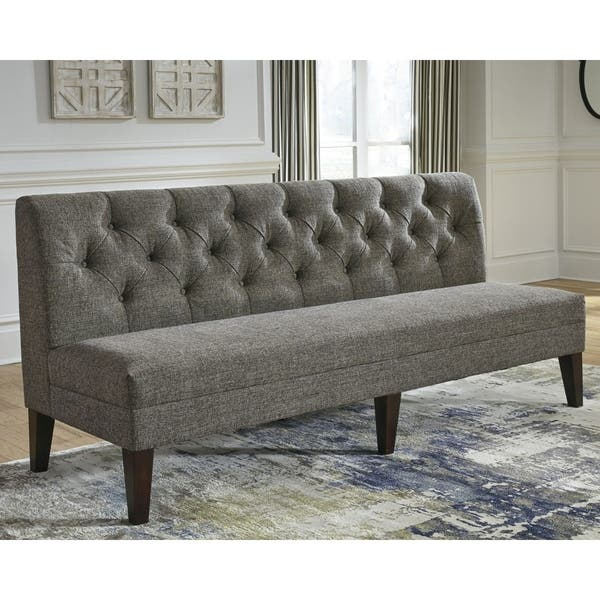 Shop Tripton Extra Large Upholstered Dining Room Bench ...