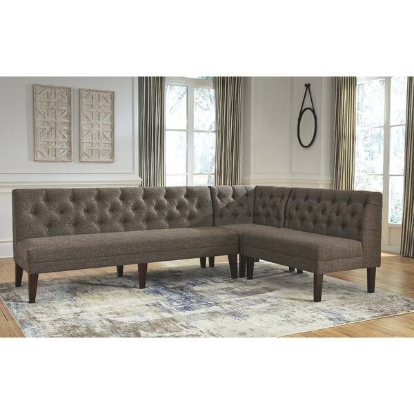 Surprising Shop Tripton Extra Large Upholstered Dining Room Bench Unemploymentrelief Wooden Chair Designs For Living Room Unemploymentrelieforg