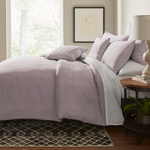 Ellen Degeneres Dream Collection Linen Blend Duvet Cover and Sham Sold Separate