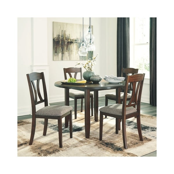 4 Dining Room Chairs For Sale: Shop Charnalo Round Dining Room Set