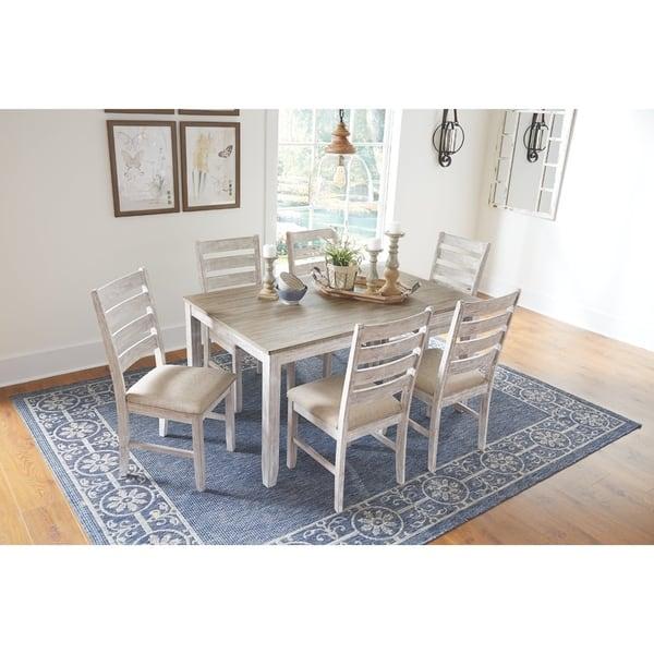 Shop The Gray Barn Dunbeg Bay 7-piece Dining Room Table Set ...