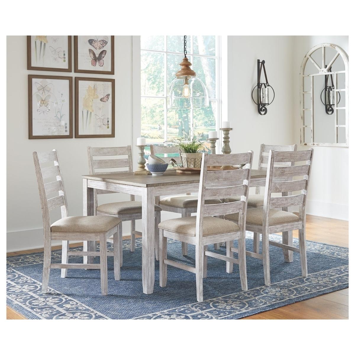 The Gray Barn Dunbeg Bay 7-piece Dining Room Table Set