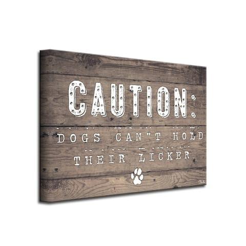 Porch & Den 'Caution