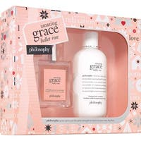 Philosophy Amazing Grace Ballet Rose 2 Piece Set