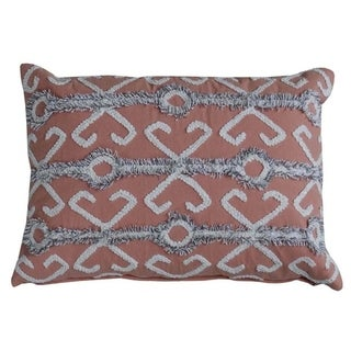 """Pappy Throw Pillow Cover (14""""X20"""")"""