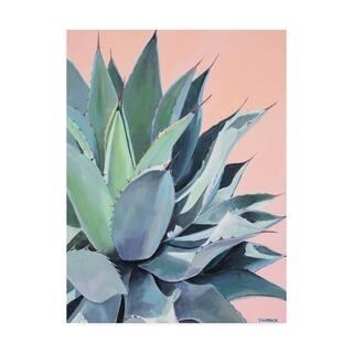 Carson Carrington Alana Clumec 'Glory Agave' Canvas Art