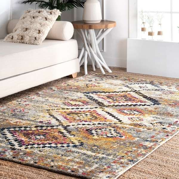 Porch & Den Doncaster Tribal Area Rug