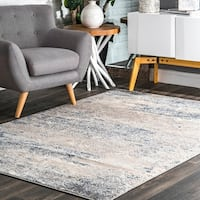nuLOOM Libby Contemporary Abstract Area Rug