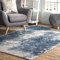 nuLOOM Cloudy Lise Modern Abstract Area Rug