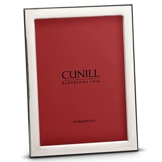 Cunill America - .925 Sterling Silver Oxford 5x7 Frame