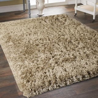 Super Soft Thick Plush Pile Cozy Shaggy Shag Microfiber Area Rug