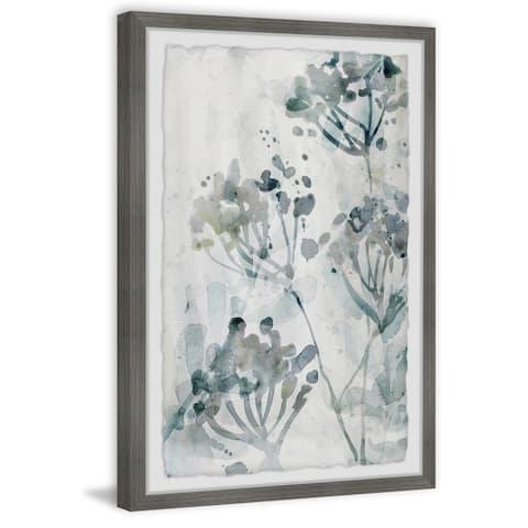 Handmade Mystic Blooms Framed Print