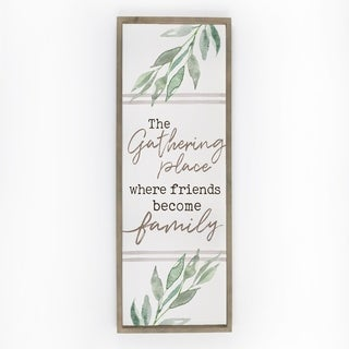 The Gathering Place Where Friends Become Family