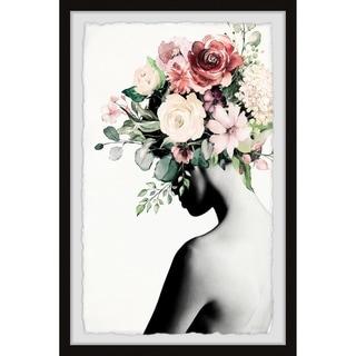 Link to Handmade Blooming Back Framed Print Similar Items in Art Prints