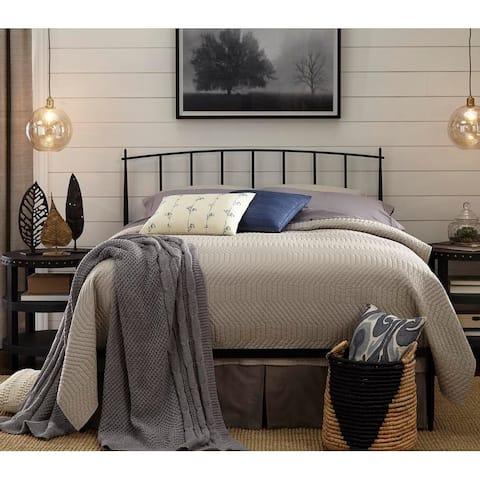 LIfestorey Nina Queen Metal Bed