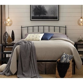 Link to LIfestorey Nina Queen Metal Bed Similar Items in Bedroom Furniture