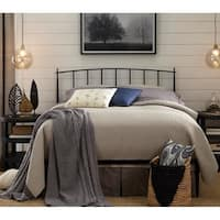 LIfestorey Nina Queen Spindle Bed