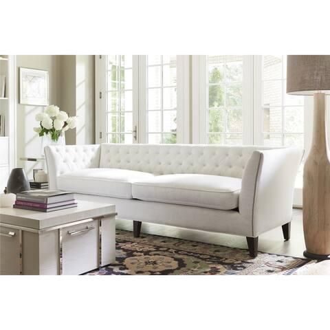 Universal Furniture Duncan Off-white Fabric Sofa