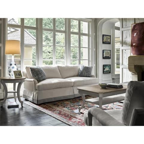 Universal Furniture Carmichael Off-white Upholstered Sofa