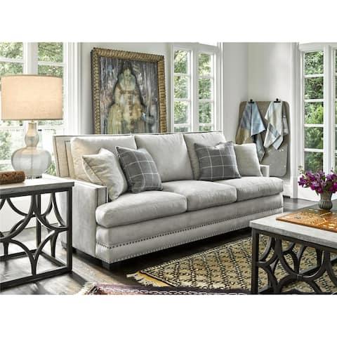 Universal Furniture Franklin Street Grey Sofa