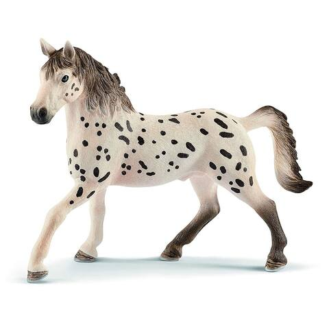 Schleich Horse Club, Knapstrupper Stallion Toy Animal Figure