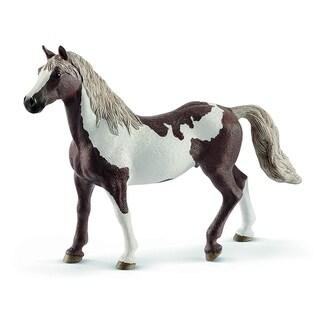 Schleich Horse Club, Paint Horse Gelding Toy Animal Figure