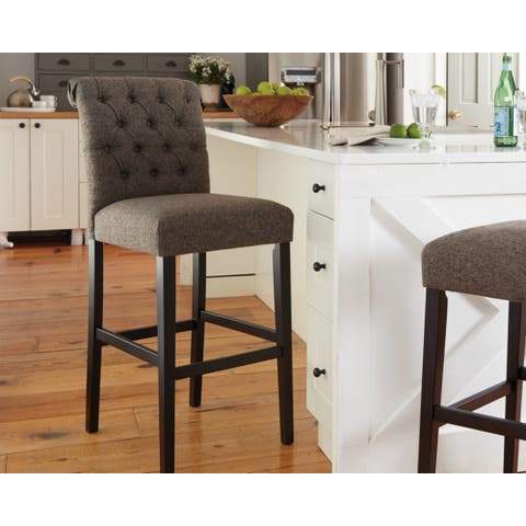 Tripton Bar Height Bar Stool (Set of 2)