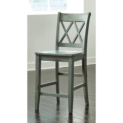 Mestler Counter Height Bar Stool (Set of 2)