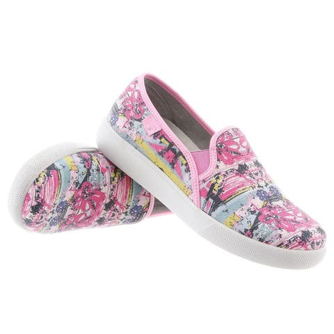 Klogs USA Womens Reyes Slip On Shoes Miami Vice
