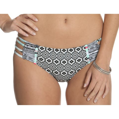Kuleana Mahalo Side Strap Swim Bottom