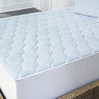 Link to Arctic Sleep Cooling Gel Memory Foam Mattress Topper with Skirt Similar Items in Mattress Pads & Toppers