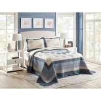 """Charlotte Queen Bedspread, 102x118"""""""