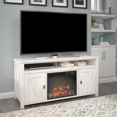 Avenue Greene Becken Ridge Electric Fireplace TV Console