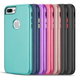 Iphone 8 / 7 / 6 Plus The Dual Max 2 Tone Protector Hybrid Cover
