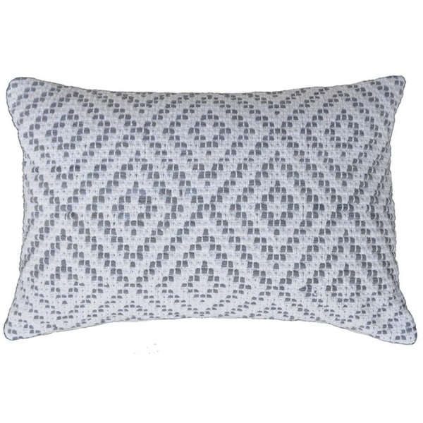 "Diamond Throw Pillow Cover (14""X18"")"