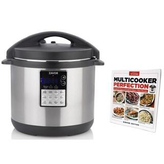 ZAVOR LUX EDGE Multicooker America's Test Kitchen Multicooker Cookbook