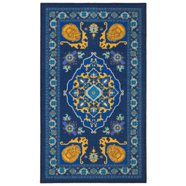 Safavieh Collection Inspired By Disney S Live Action Film Aladdin Magic Carpet Rug