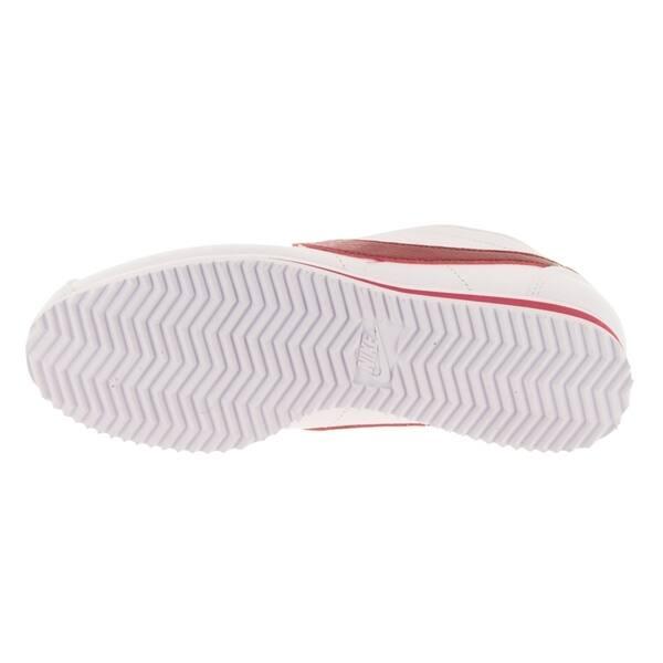 half off 6d8c6 5dd90 Shop Nike Women's Classic Cortez Leather Casual Shoe - Free ...