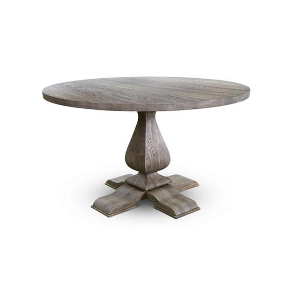 LINDO Dining Table - Antique Oak - Antique Oak. Opens flyout.