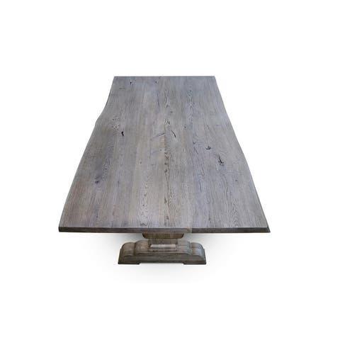 BOHME EPO Dining Table - Aged Oak - Aged Oak - N/A