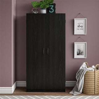 Link to Avenue Greene Malden 60 inch Storage Cabinet Similar Items in Storage & Organization